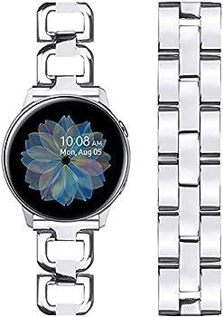 Joyozy Metal Band for Samsung Galaxy Watch with Extra Link