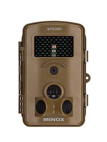 MINOX DTC 390 Wildkamera und Überwachungskamera braun