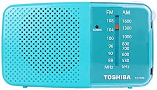 Toshiba Portable Radio Home Audio Green (Tx-Pr20Sgrn)