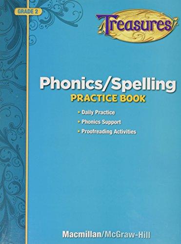 Treasures: Phonics/ Spelling Grade 2: Practice Book