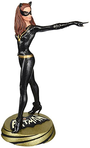 DIAMOND SELECT TOYS Batman Classic 1966 TV Series Premier Collection: Catwoman Resin Statue