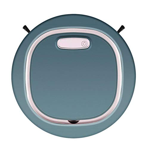 taianle 1500Pa Robot Inteligente Aspirador Autocargador Automático de Barrido de Piso Robot Aspirador Máquina para Pelos de Mascotas Piso Duro
