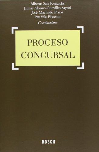 Proceso concursal (3.ª edición)