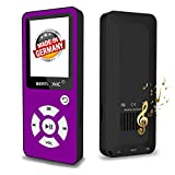 BERTRONIC Made in Germany BC01 Royal MP3-Player Bis 100 Stunden Wiedergabe Radio |...