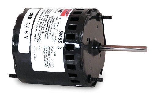 Dayton 3M562 HVAC Motor, 1/40 hp, 1550 RPM, 115V