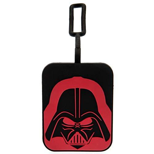 Star Wars - Identificador de equipaje de Darth Vader (Talla Única) (Variado)
