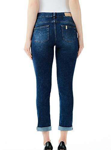 Liu Jo Monroe UA0006 D4440 Jeans Damen Denim MEDIUM Blue 29