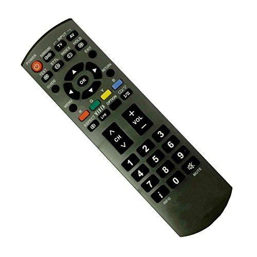 Clob Universal TV Remote Control para Panasonic TV N2QAYB000486N2qayb000865AU Stock.