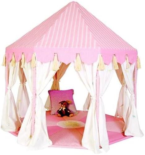 Win Grün - Pavillion - Zelt Und Bodendecke - Rosarot - Tent - Pavilion and Quilt - Rosa