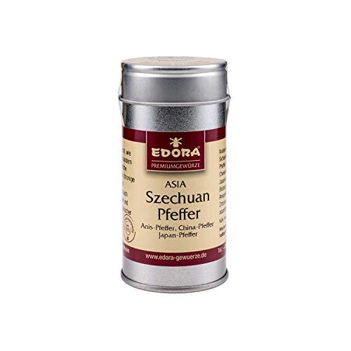 Premium Qualität Gewürz EDORA Streudose Streuer ASIA Pfeffer Szechuanpfeffer aus Nepal Anis China Japan (