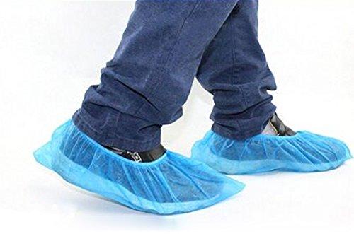 PURENAIL Pack de 100 Surchaussures Couvre Chaussures Jetables Standard - Lot de 3