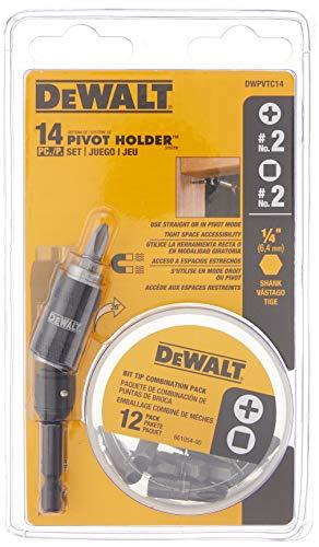 adaptador de puntas para taladro fabricante Dewalt