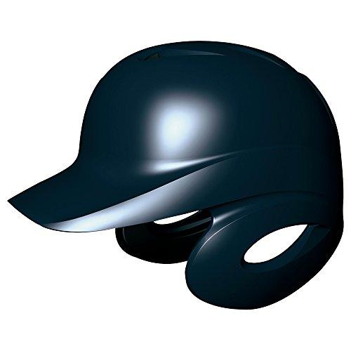 SSK(エスエスケイ) 野球 軟式用両耳付きヘルメット H2500 ネイビー(70) Mサイズ