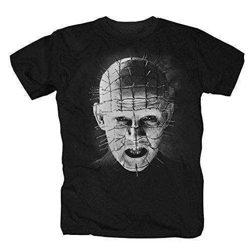 Hellraiser Shirt nero M