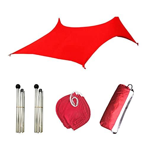 Nikula Tienda de campaña de Pesca Anti-UV con Buena ventilación, sombrilla de Playa Transpirable, Refugio para Sombra al Aire Libre, Viajes Deportivos Reliable