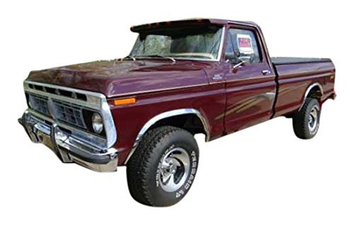 Amazoncom 1976 Ford F 150 Reviews Images And Specs Vehicles