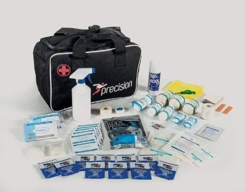 Neue Präzisions-Kunstrasen Ever Green Football & Medical Hockey Tasche komplett mit Inhalt
