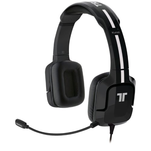 Madcatz - Auriculares Tritton Kunai Negro (PS4, Xbox One, PSV, Mp3)