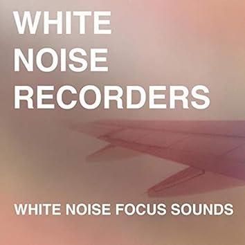 White Noise Focus Sounds