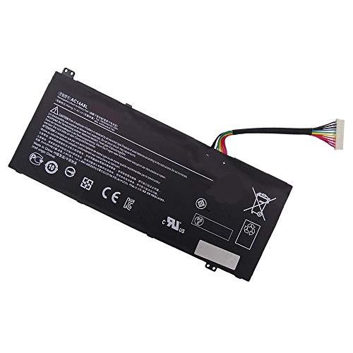 WXKJSHOP Batería de repuesto compatible con AC14A8L Acer Aspire N7-591G-70TG V15 Nitro VN7-591G V15 Nitro VN7-591G-77A9 V17 Nitro MS2391 MS2395 KT.0030G.001 KT.030G.0G.013 (3 (3 3 3 3 ICP7/6. 1/80).