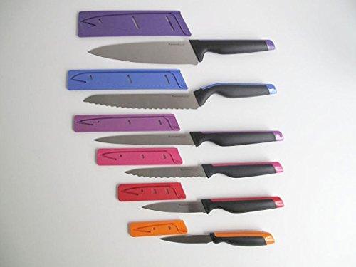 Tupperware Universal-Serie 6 tlg. Messer-Set