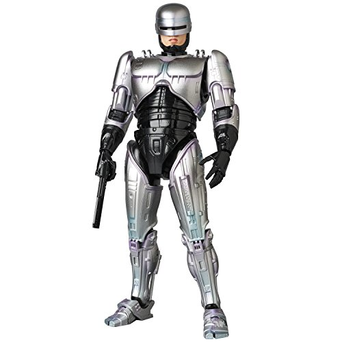 Medicom Robocop MAFEX Robocop PVC Action Figure