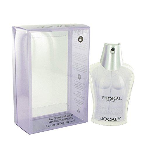 FragranceX Jockey International Physical Jockey 3.4 oz Eau De Toilette Spray For Women