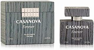 J.CASANOVA FOREVER FOR MEN EDT 75ML