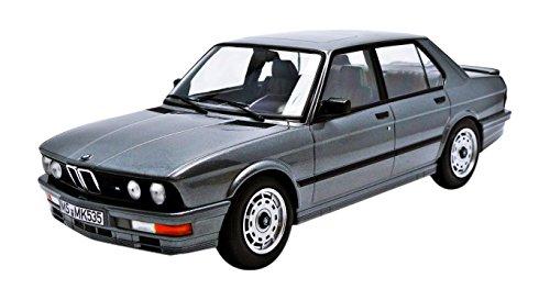Norev - 183261 - BMW E28 M535i - 1986 - 1/18 Escala - Gris