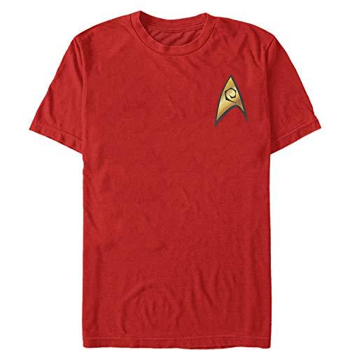 Star Trek Operations Starfleet Badge T-Shirt