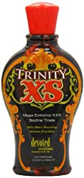 Devoted Creations Trinity XS Mega Extreme XXX Sizzling Tingle Tanning Lotion