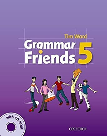 Grammar Friends: 5: Students Book with CD-ROM Pack by Tim Ward Eileen Flannigan(2010-01-07)