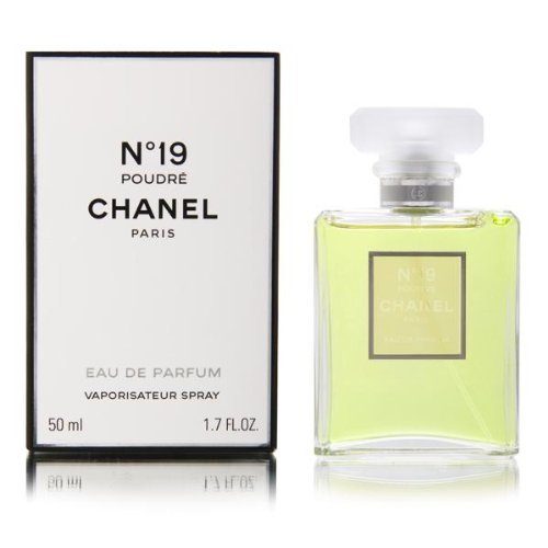 Chanel No. 19 Poudre by Chanel for Women 1.7 oz EDP Spray