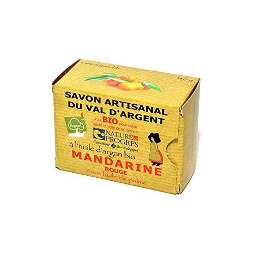 Argasol - Savon MANDARINE 140G Bio