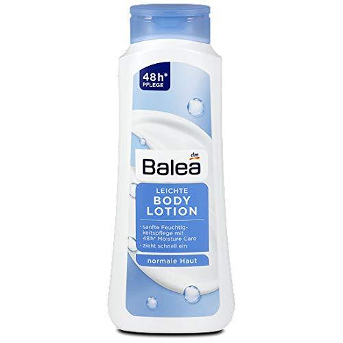 Balea leichte Bodylotion sanfte Feuchtigkeitspflege, 500 ml
