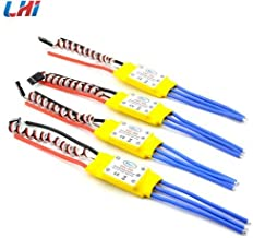 LHI Brushless 30a Blheli_s ESC Speed Controller 4 Pcs for Helicopter Multicopter Rc Quadcopter