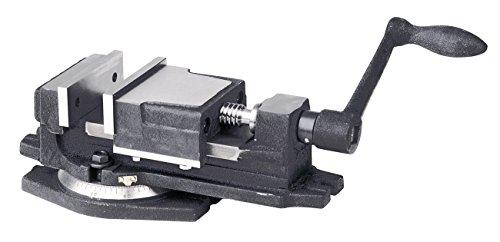 WABECO 1-Achsen Maschinenschraubstock 125 mm drehbar Schraubstock Vertex