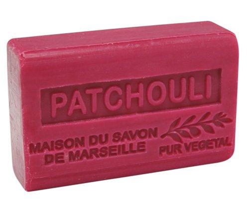 Provence Seife Patchouli - Karité 125g