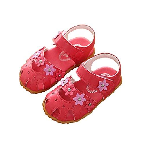 Chaussures bébé Chaussures creux Sandales d'été New Girls Sandales Princesse
