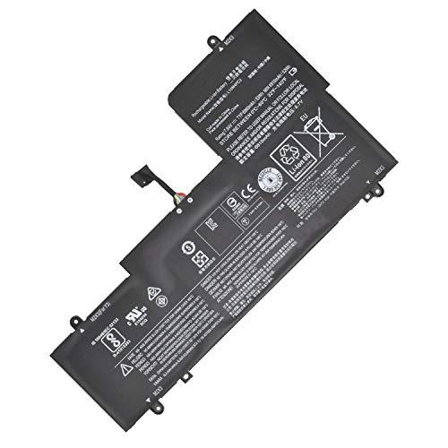 Hubei 7.6V 53Wh L15M4PC2 L15L4PC2 Batería para Laptop Compatible para Lenovo Yoga 710-14ISK Yoga 710-11 5B10K90802