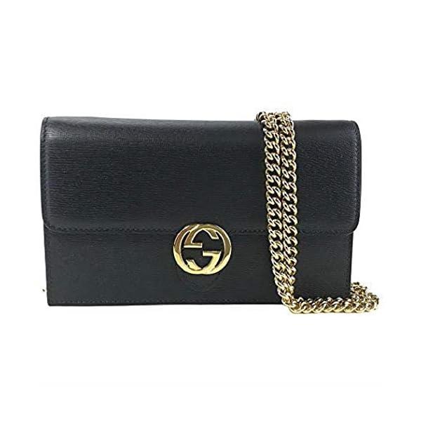 Fashion Shopping Gucci Emily Guccissima Leather Hobo Handbag 322226 Black Bag