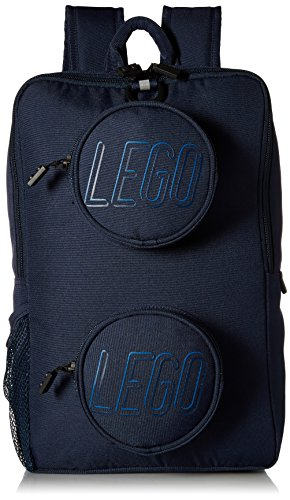 LEGOレゴリュックサックブリックバックパックBrickBackpack選べる9色[並行輸入品](ネイビー)