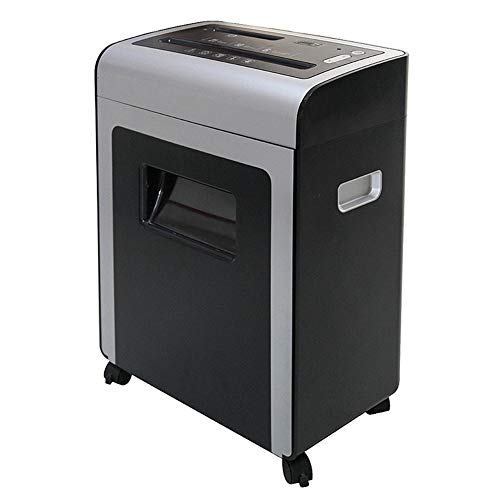 Buy Bargain L.HPT 10 Sheet Shredder Office - Electric Household Small Office Ion Net Shredder, Granu...