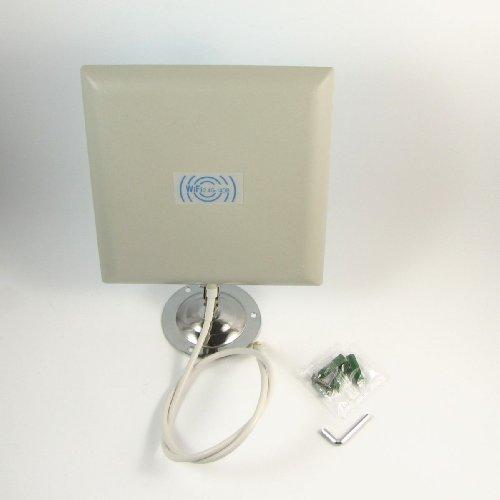 2.4Ghz 14dbi directioneel flatscreen WiFi-antenne draadloze Router indoor outdoor