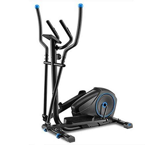 Buy Discount HYY-YY Cross Trainer Elliptical Trainer with LCD Monitor Home Office Fitness Workout Ma...