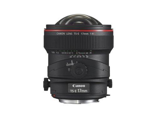 Canon TS-E 17mm f/4L UD Aspherical Ultra Wide Tilt-Shift Lens for Canon Digital SLR Cameras