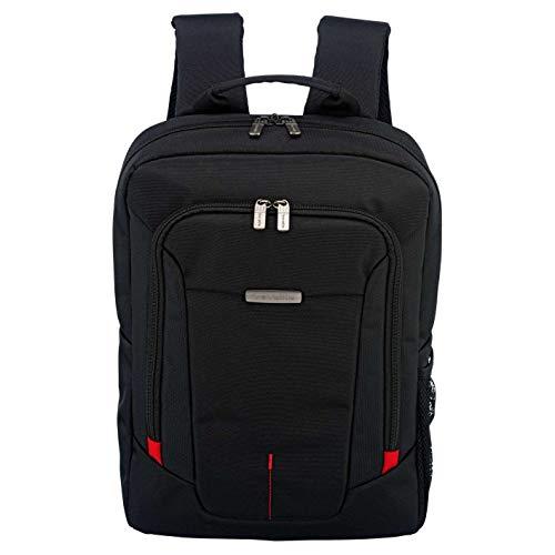 Travelite Organisiert verpackt: Mehrteilige Business-Gepäckserie @work für Ihre erfolgreiche Geschäftsreise Rucksack, 40 cm, 10 Liter, schwarz