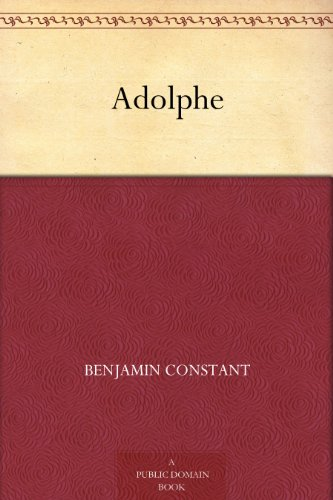 Adolphe (French Edition)