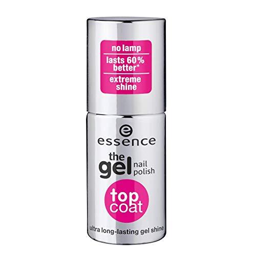 essence - Top Coat - the gel nail polish - top coat