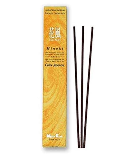 Nippon Kodo – Ka-fuh (aromas en el viento) – Cypress (Hinoki) 50 varillas